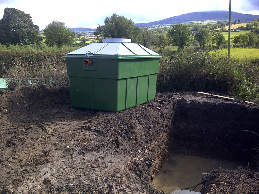 aerotank sewage tanks uk and ireland